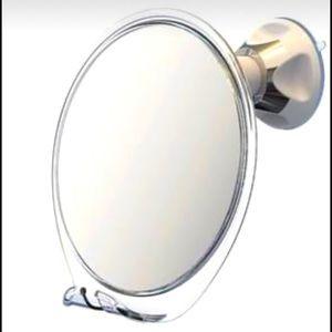 Luxo Fogless Shower Mirror